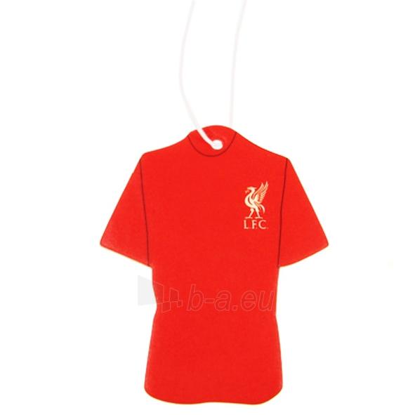 Liverpool F.C. marškinėlių formos oro gaiviklis Paveikslėlis 1 iš 2 251009001524