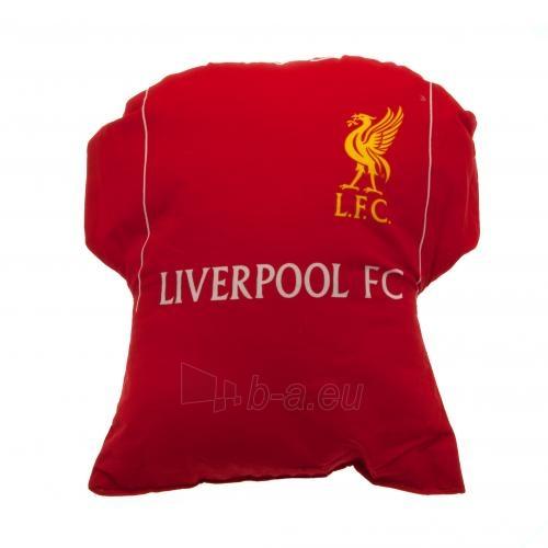 Liverpool F.C. marškinėlių formos pagalvė Paveikslėlis 3 iš 4 251009001132