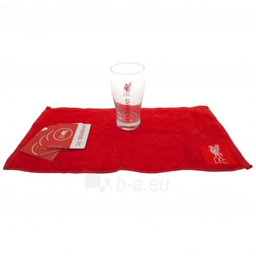 Liverpool F.C. mini baro rinkinys Paveikslėlis 3 iš 4 251009000573
