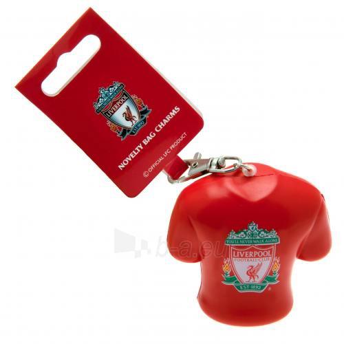 Liverpool F.C. minkštas marškinėlių formos raktų pakabukas Paveikslėlis 3 iš 4 251009000575