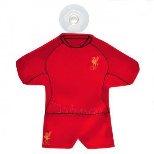 Liverpool F.C. pakabinama mini uniforma Paveikslėlis 1 iš 3 251009000580