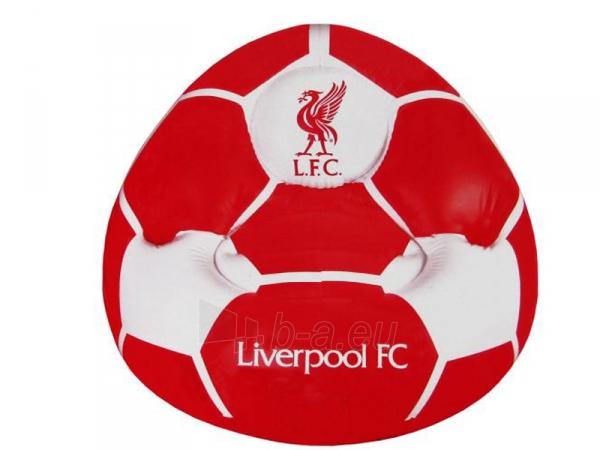 Liverpool F.C. pripučiamas fotelis Paveikslėlis 1 iš 2 251009001286