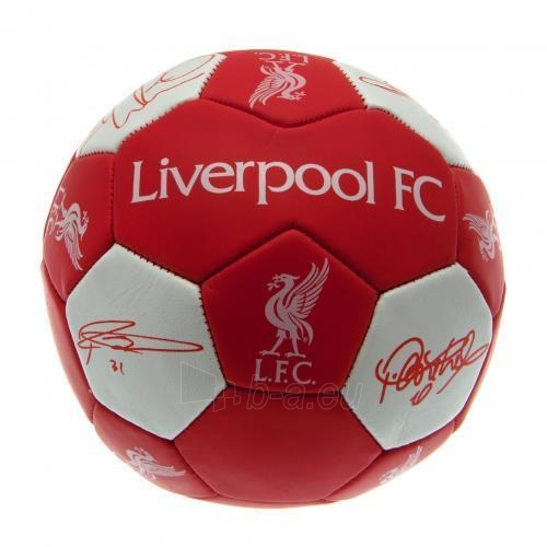 Liverpool F.C. treniruočių kamuolys (Nuskin) Paveikslėlis 2 iš 4 251009001558