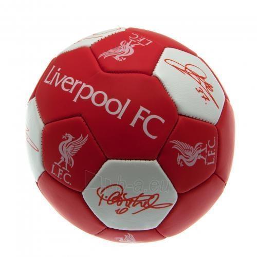 Liverpool F.C. treniruočių kamuolys (Nuskin) Paveikslėlis 3 iš 4 251009001558