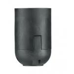 Lizdas lempai E14, pakabinamas, karbolitinis, juodas, H10P Paveikslėlis 1 iš 1 223805000029