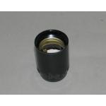 Lizdas lempai E27, pakabinamas, karbolitinis, juodas, H10P Paveikslėlis 1 iš 1 223805000035