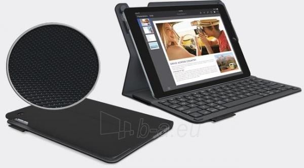 Logitech Type+ Keyboard, Black Paveikslėlis 1 iš 2 250255701194