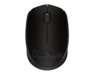 Logitech Wireless Mouse M171 BLACK-K Paveikslėlis 1 iš 1 310820013663
