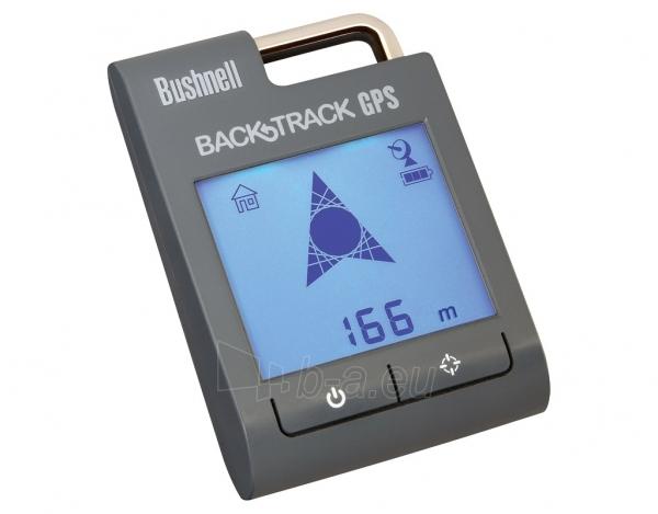 Lokalizatorius GPS Bushnell BackTrack Point 3 Paveikslėlis 1 iš 1 251530300002