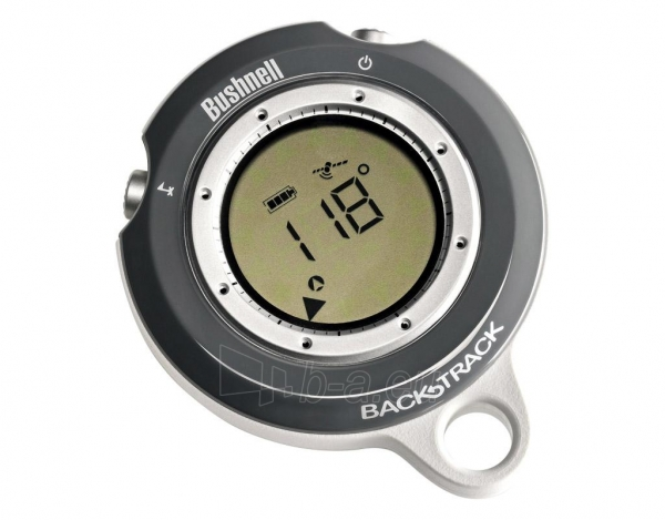 Lokalizatorius GPS Bushnell BackTrack Paveikslėlis 1 iš 1 251530300001