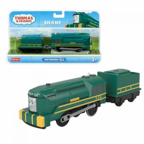 Lokomotyvas GJX81 / BMK88 Thomas & Friends SHANE, TrackMaster FISHER-PRICE Paveikslėlis 1 iš 1 310820230574