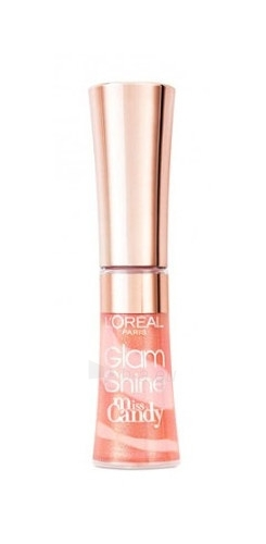L´Oreal Paris Glam Shine Miss Candy Lip Gloss Cosmetic 6ml (Candy Pink) Paveikslėlis 1 iš 1 2508721000350
