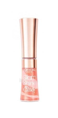 L´Oreal Paris Glam Shine Miss Candy Lip Gloss Cosmetic 6ml (Pink Treat) Paveikslėlis 1 iš 1 2508721000352