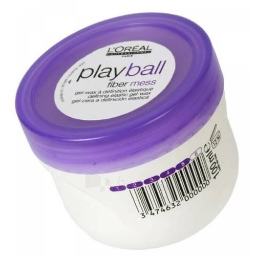 L´Oreal Paris Playball Fiber Mess Cosmetic 100ml Paveikslėlis 1 iš 1 250832500281