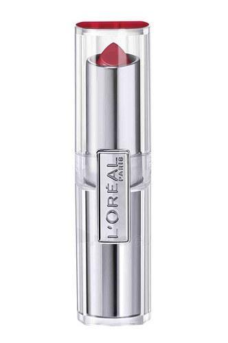 L´Oreal Paris Shine Caresse Lipstick Cosmetic 4g 06 Aphrodite Scarlet Paveikslėlis 1 iš 1 250872200389