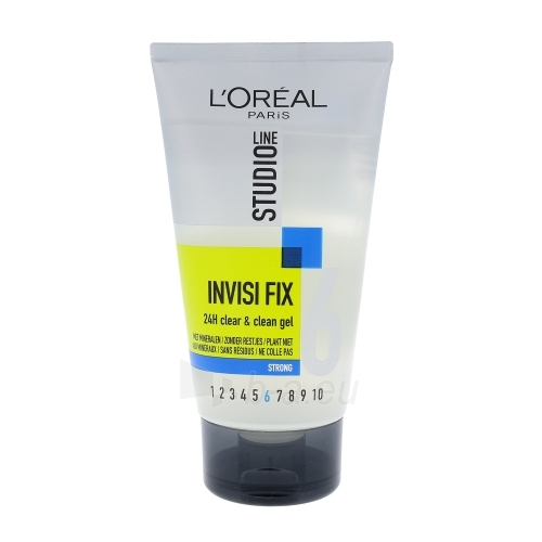 L´Oreal Paris Studio Line Invisi Fix 24H Strong Gel Cosmetic 150ml Paveikslėlis 1 iš 1 310820023966