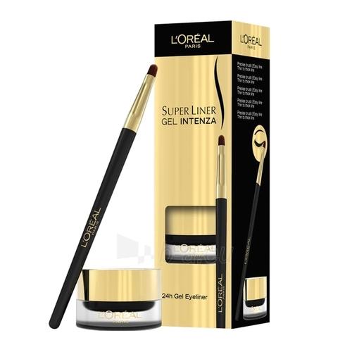 L´Oreal Paris Super Liner Gel Intenza 24h Eyeliner Cosmetic 2,8g Paveikslėlis 1 iš 1 2508713000166