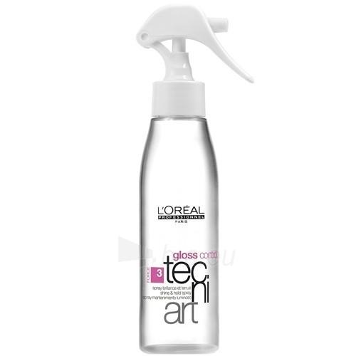 L´Oreal Paris Tecni Art Gloss Control Spray Cosmetic 125ml Paveikslėlis 1 iš 1 250832500229