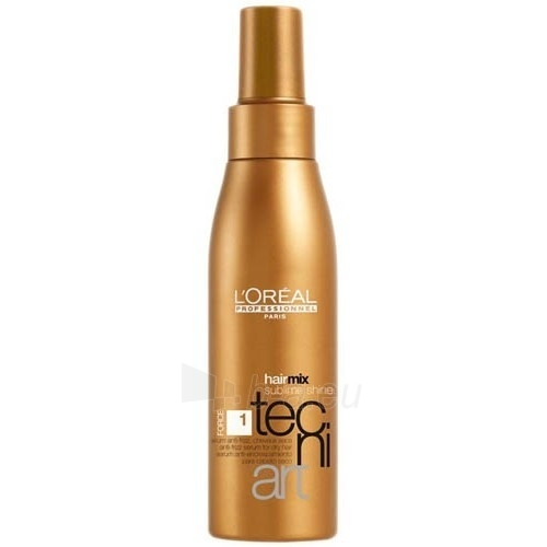 L´Oreal Paris Tecni Art Hairmix Sublime Shine Serum Cosmetic 125ml Paveikslėlis 1 iš 1 250832500290