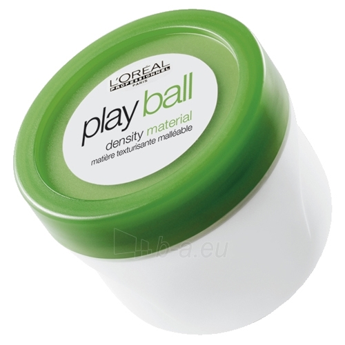 Loreal Professionnel Play Ball Density Material Styling pasta 100ml Paveikslėlis 1 iš 1 250832500510
