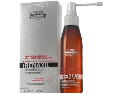 Loreal Professionnel Renaxil Anti-Hair Loss Innovation Advanced Hair Loss 125ml Paveikslėlis 1 iš 3 250832400350