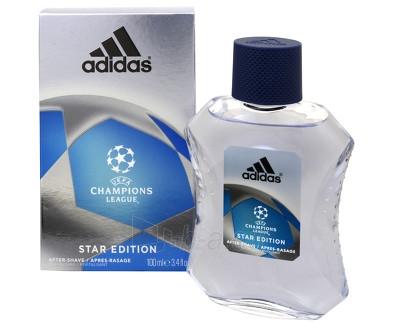 Losjonas po skutimosi Adidas Champions League Star Edition 50 ml Paveikslėlis 1 iš 1 310820044582
