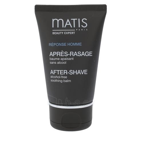 Losjonas po skutimosi Matis Réponse Homme After-Shave Soothing Balm Cosmetic 50ml Paveikslėlis 1 iš 1 310820045038