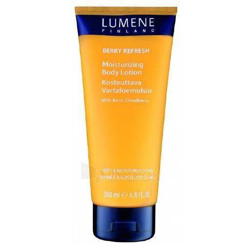 lumene body lotion