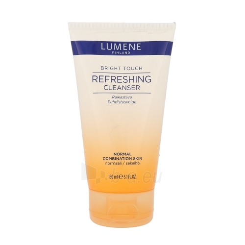 Lumene Bright Touch Refreshing Cleanser Cosmetic 150ml Paveikslėlis 1 iš 1 250840701022