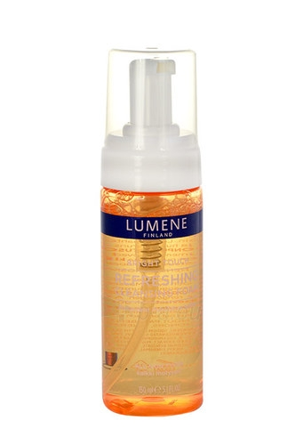 lumene refreshing cleanser