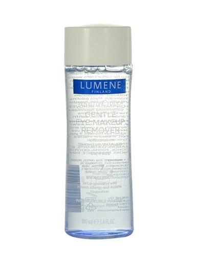 Lumene Gentle Eye Makeup Remover Cosmetic 100ml Paveikslėlis 1 iš 1 250840800168