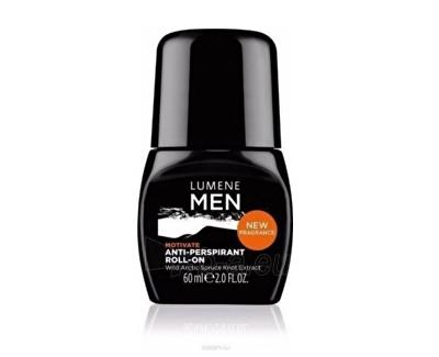 Lumene Men Motivate Anti-Perspirant Roll-On Cosmetic 60ml Paveikslėlis 1 iš 1 310820011402
