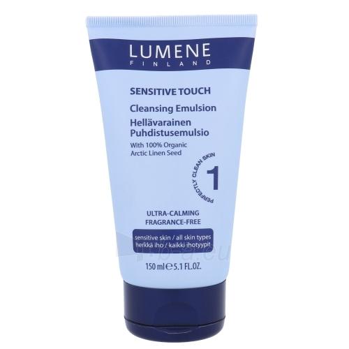Lumene Sensitive Touch Cleansing Emulsion Cosmetic 150ml Paveikslėlis 1 iš 1 310820043293