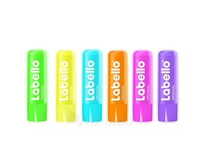 Lūpų balzamas Labello Original NEON (Lip Balm) 4,8, g Paveikslėlis 1 iš 1 310820049075