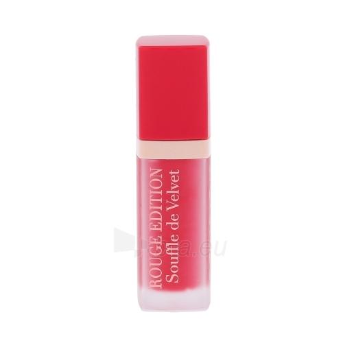 Lūpų blizgesys BOURJOIS Paris Rouge Edition Souffle de Velvet Cosmetic 7,7ml Shade 05 Fuchsiamallow Paveikslėlis 1 iš 1 310820045164