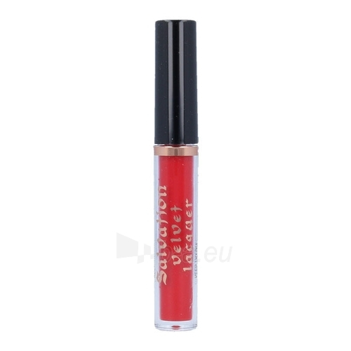 Lūpų blizgesys Makeup Revolution London Salvation Velvet Lip Lacquer Cosmetic 2ml Shade Keep Trying For You Paveikslėlis 1 iš 1 310820028532