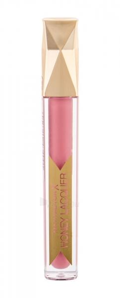 Lūpų blizgis Max Factor Honey Lacquer Honey Rose Lip Gloss 3,8ml Paveikslėlis 1 iš 2 310820174532