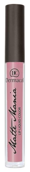 Lūpų dažai Dermacol Matte Mania 10 Lipstick 3,5ml Paveikslėlis 1 iš 2 310820156005