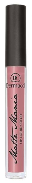 Lūpų dažai Dermacol Matte Mania 11 Lipstick 3,5ml Paveikslėlis 1 iš 2 310820156009