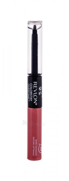 Lūpų dažai Revlon Colorstay 350 Bare Maximum Overtime Lipstick 4ml Paveikslėlis 1 iš 2 310820167431