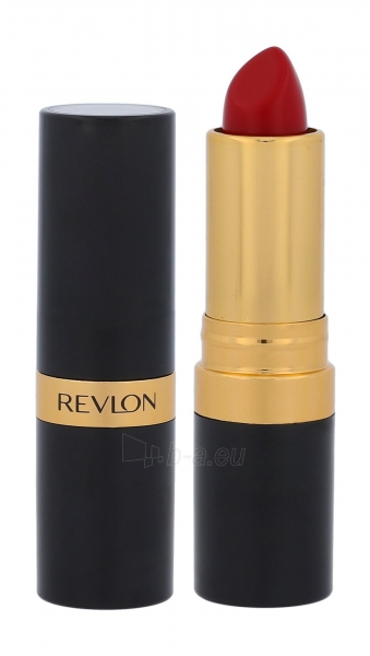 Lūpų dažai Revlon Super Lustrous 740 Certainly Red Creme Lipstick 4,2g Paveikslėlis 1 iš 4 310820175327