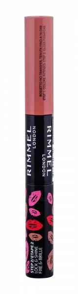 Lūpų dažai Rimmel London Provocalips 16hr 730 Make Your Move Kiss Proof Lip Colour Lipstick 7ml Paveikslėlis 2 iš 2 310820175323