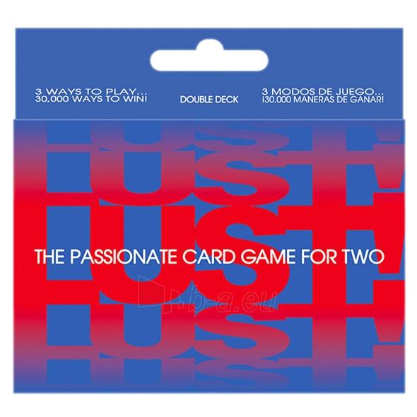 LUST! CARD GAME Paveikslėlis 2 iš 2 2514153000068