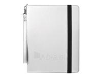 LUXA2 PA4 leather stand case white Paveikslėlis 1 iš 1 2502560200982