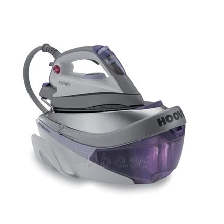 Lygintuvas Hoover Steam generator SRD4108\2 01 Purple/ grey, 2100 W, 1 L, 6 bar, Auto power off, Paveikslėlis 1 iš 1 310820134896