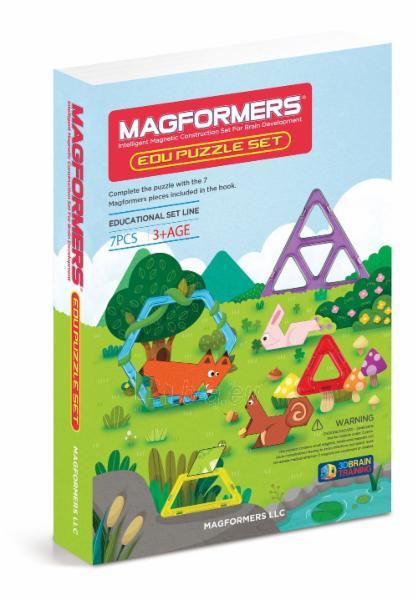 MAGFORMERS Edu Puzzle Paveikslėlis 1 iš 2 30005401702