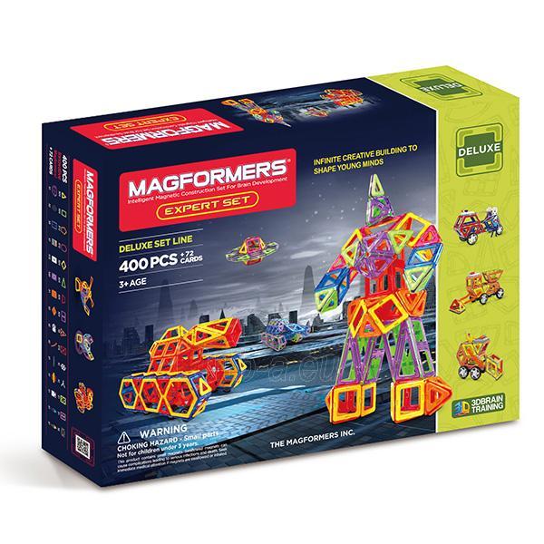 MAGFORMERS Expert set Paveikslėlis 1 iš 7 30005401686