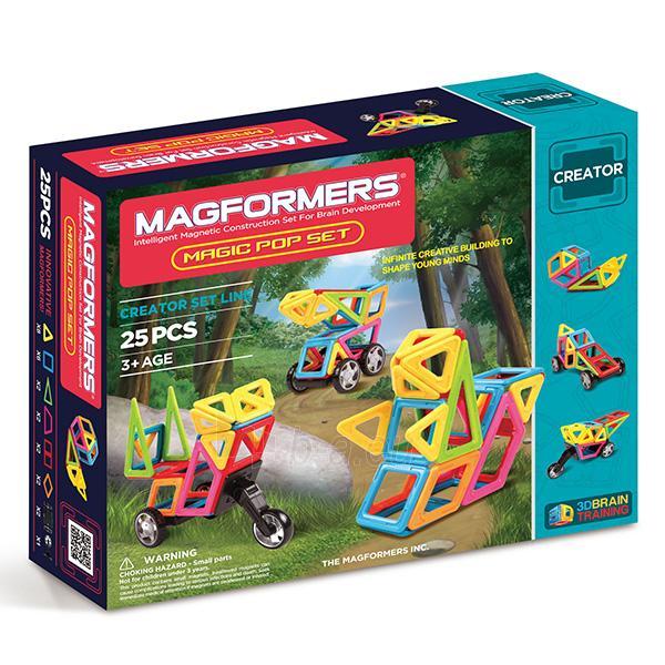 MAGFORMERS Magic Pop Paveikslėlis 1 iš 5 30005401700