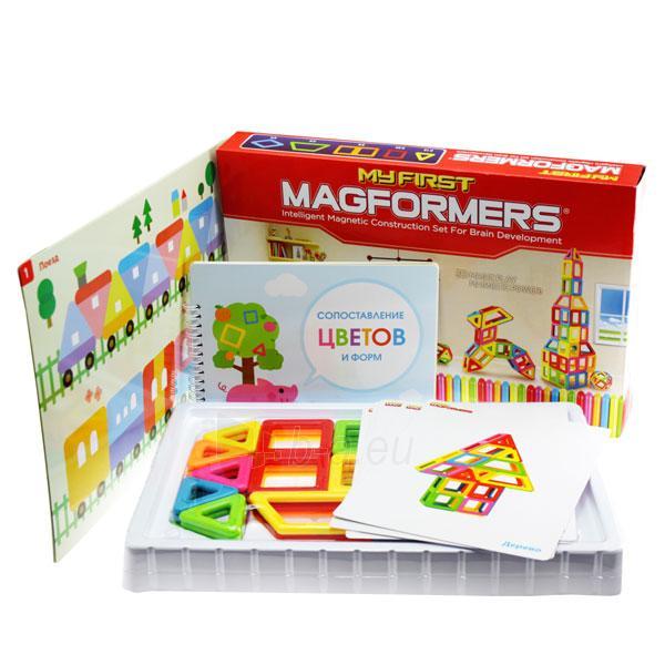 MAGFORMERS My First Magformers 54 63108 Paveikslėlis 1 iš 11 30005401425