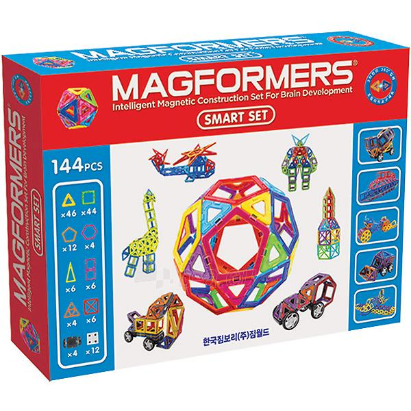 MAGFORMERS Smart set 63082 Paveikslėlis 1 iš 11 30005401430